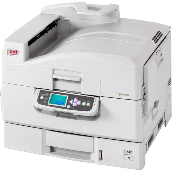OKI DATA C9650/C9850 Color LED Page Printer Service Repair Manual