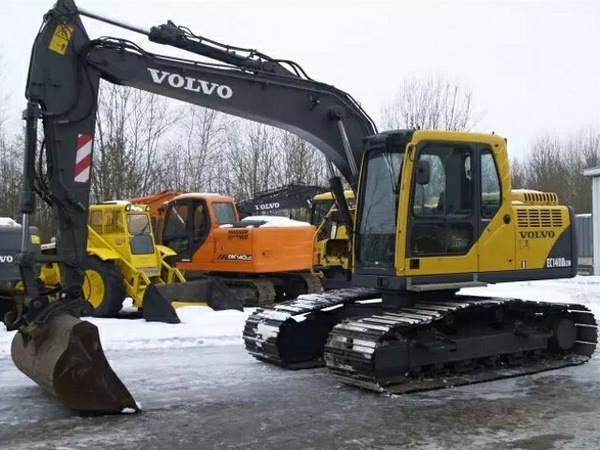 VOLVO EC140B LCM EC140BLCM EXCAVATOR SERVICE REPAIR MANUAL - DOWNLOAD