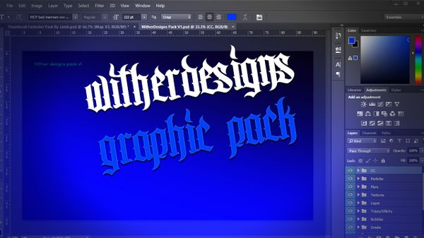 Wither Designs - Graphics Pack *HUGE*