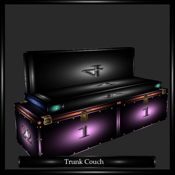 Trunk Couch Mesh