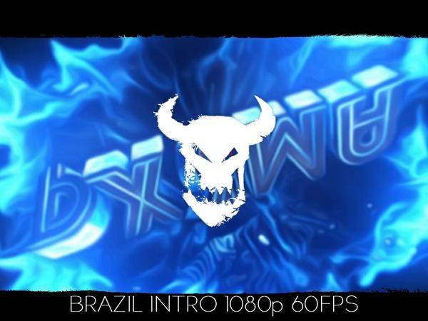 Brazil Intro 1080p 60FPS