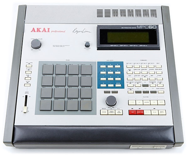 MPC60 Sound Kit
