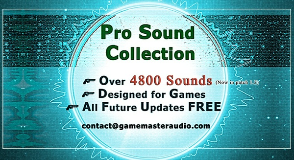 Pro Sound Collection  (16bit/48k)