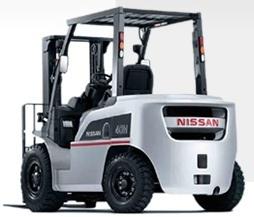 Nissan Diesel/LPG Forklift Truck 1F4A35, 1F4A40, 1F4A45, 1F4A50, 1F4F50 Workshop Service Manual