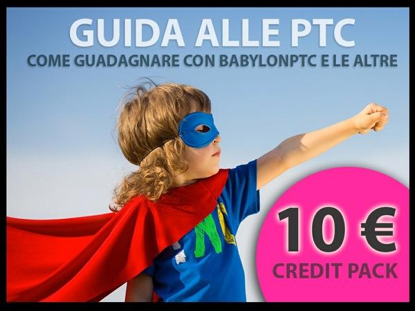 Babylonptc - 10 € di credito + e-book