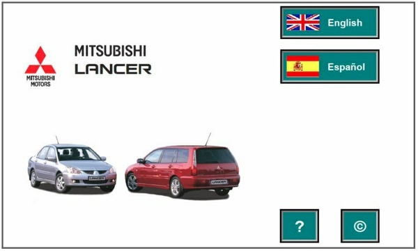 Mitsubishi Lancer & Wagon 2005 Factory Service Manual