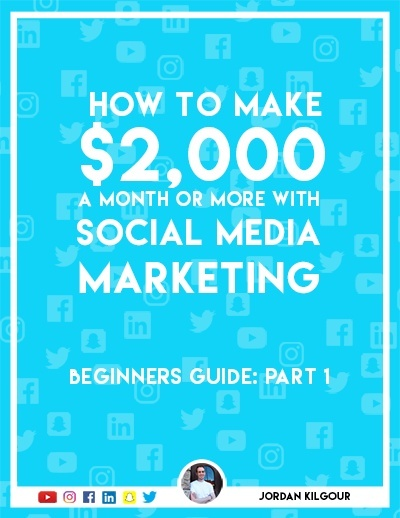 How to make $2,000 a Month or More with Social Media Marketing [Part 1]