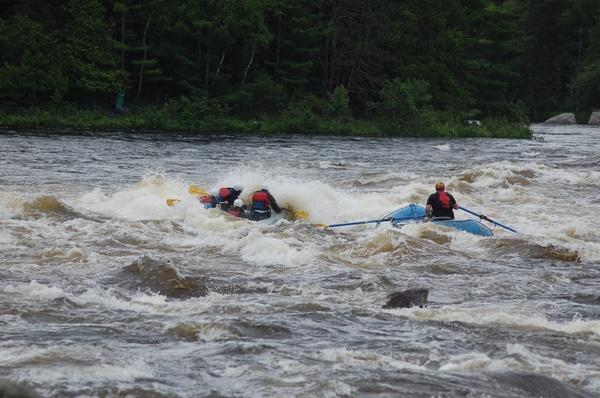 Penobscot Rafting 07/13/2017