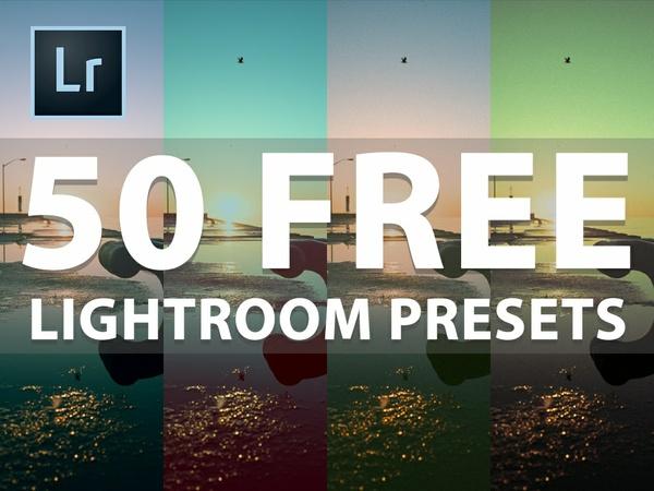 Jay Perrys 50 Lightroom Presets