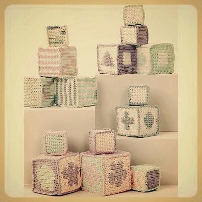 Stripey & Graphic Blocks