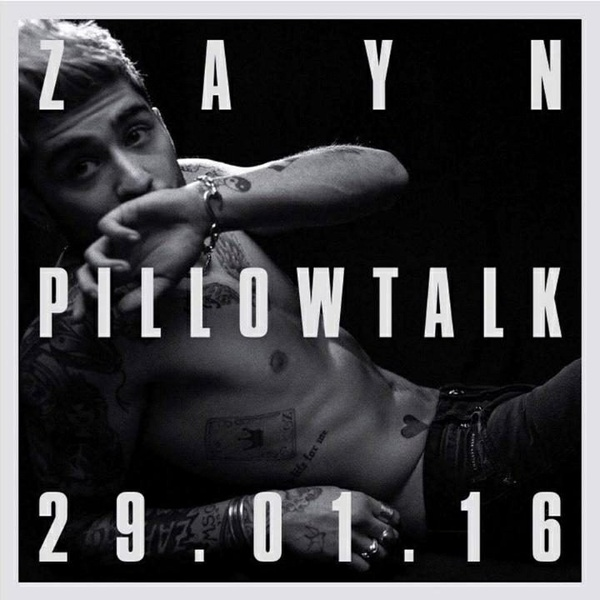 """Zayn Malik - """"Pillowtalk"""" (Piano Midi)"""