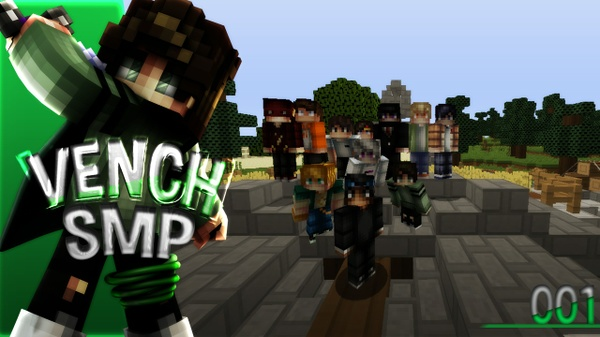 Minecraft Thumbnail  Mlab Overlay Series Etc