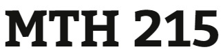 MTH 215 Week 3 Math Questions R3.2