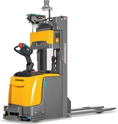 Jungheinrich Electric stacker ERC 215a (from 12.2012) Workshop Service Manual