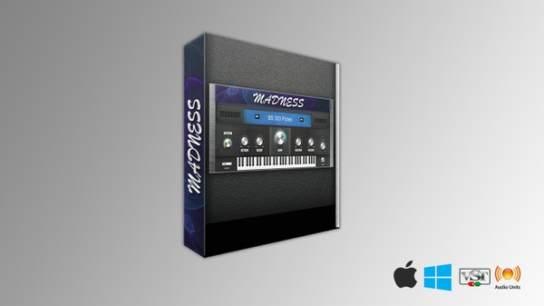 MADNESS VST +370 Instruments by Redpillz Audio