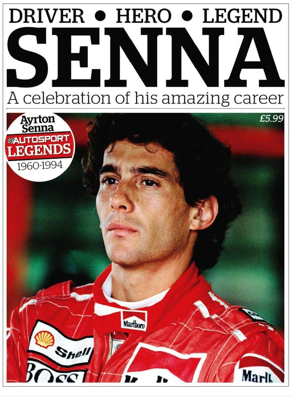 Ayrton Senna - A celebration of his amazing career