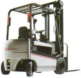 Nissan Electric Lift Truck GQ02, Q02 Workshop Service Manual