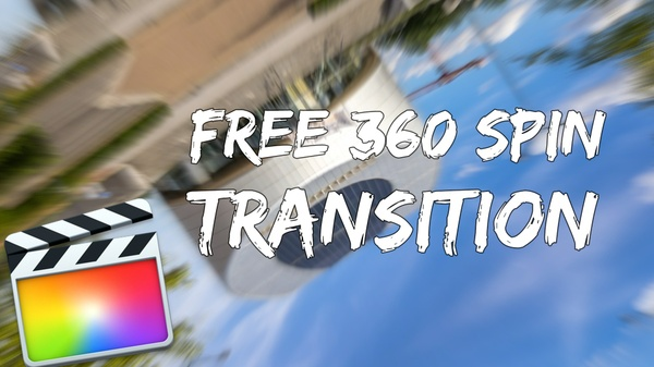 Free 360 spin transitions