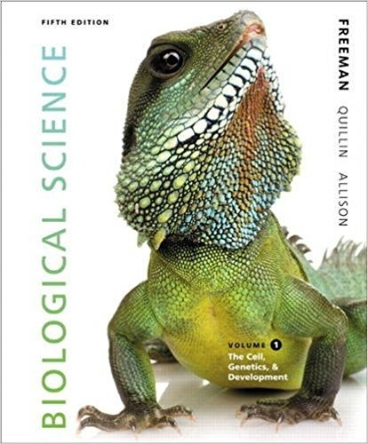 Biological Science 5th Edition by Freeman ( PDF )