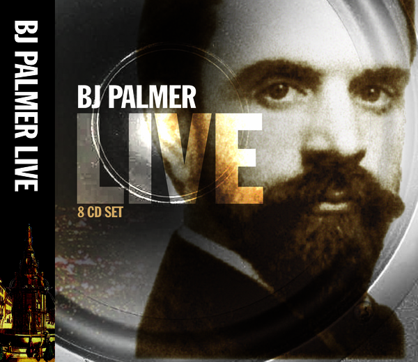 BJ Palmer Live! MP3 Audio Download