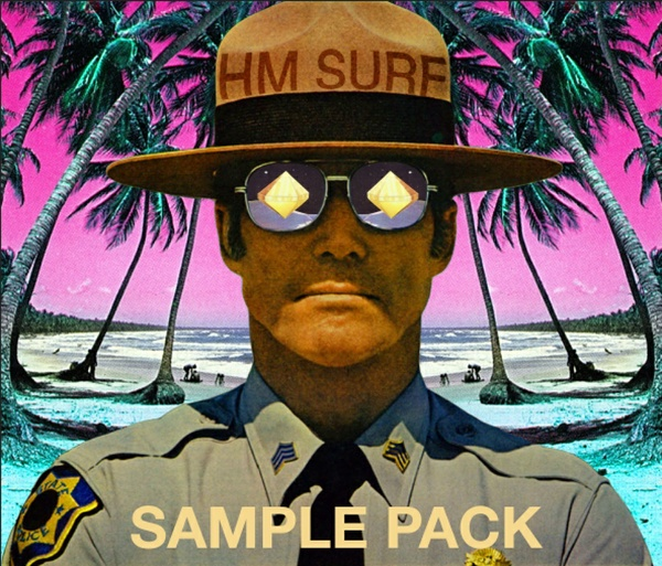HM SURF SAMPLE PACK
