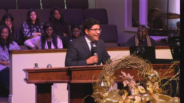 "Rev. Jacob Palma 12-27-15pm "" Removing the Veil of Tradition"" MP4"