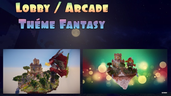 Lobby théme fantasy
