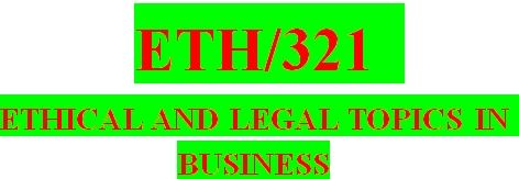 ETH 321 Week 3 Corporate Executive Criminal Conviction Paper