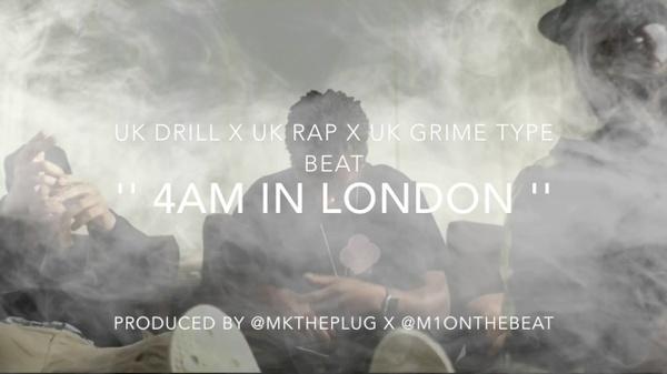 '' 4AM IN LONDON '' - INSTRUMENTAL - [ LEASE ]