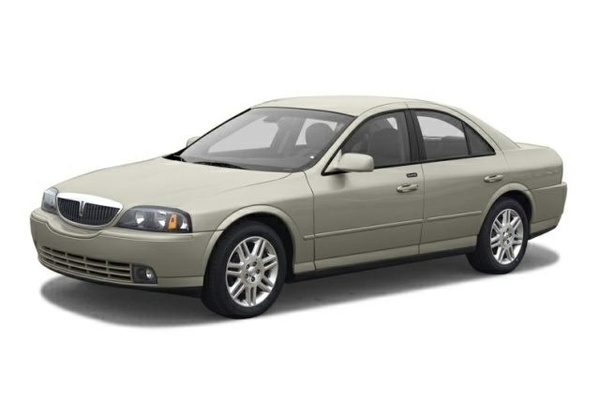 Lincoln ls 2003 Repair Manual