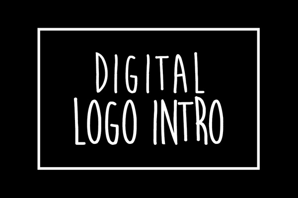 Digital Logo Intro