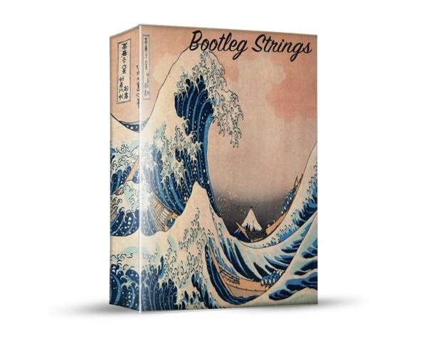 Bootleg Strings Drum & Loop Kit