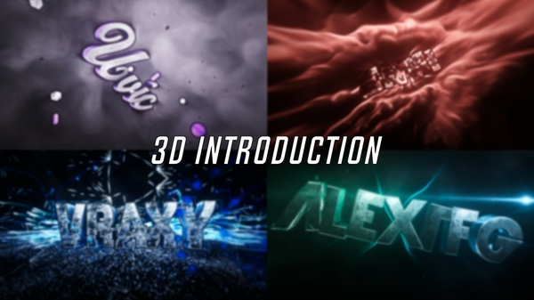 3D Introduction!