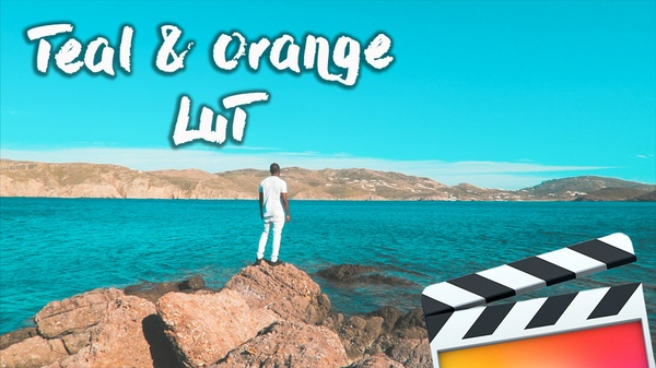 Teal & Orange LUT - Free Download