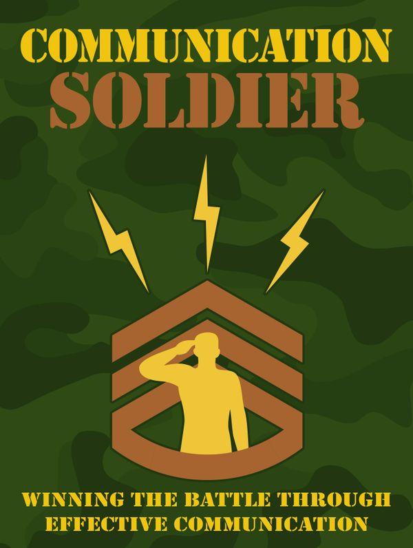Communication Soldier
