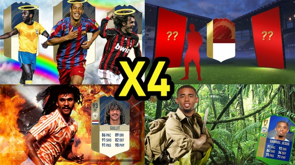4 FIFA 18 THUMBNAILS