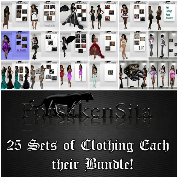25 Files Cothing Resell Rights!