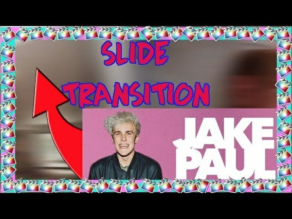 JAKE PAUL | EPIC SLIDE Transition | Final Cut Pro