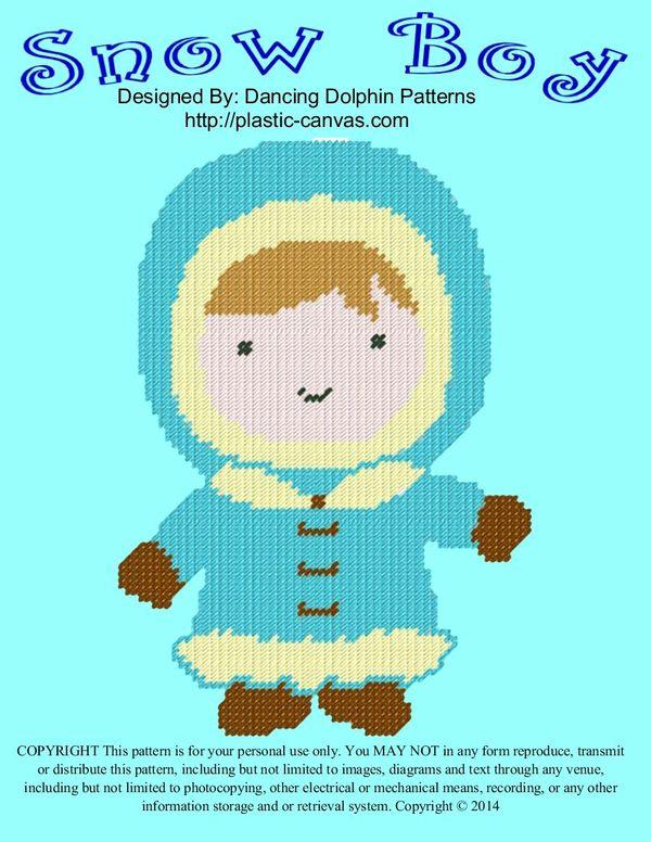 604 - Snow Boy