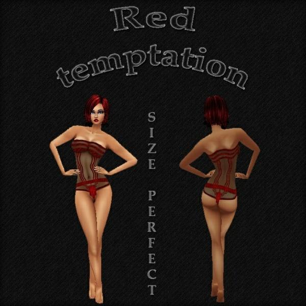 Red temptation ap