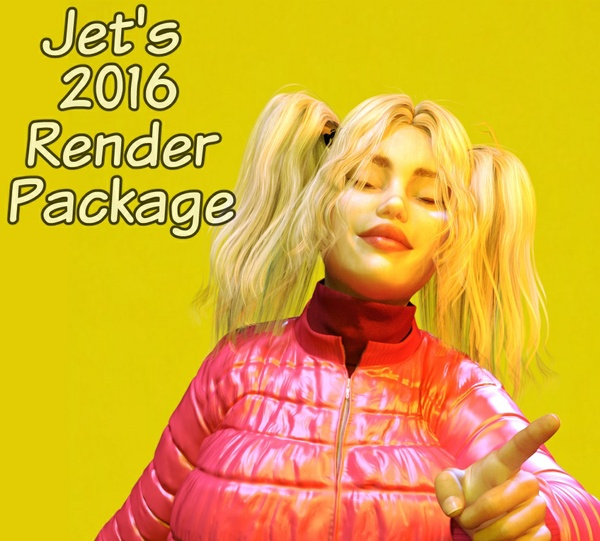 Jet's 2016 Render Package