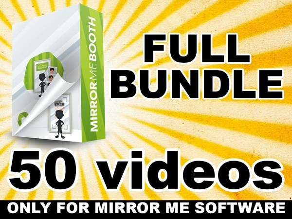 FULL BUNDLE - 50 VIDEO FILES (.SWF)