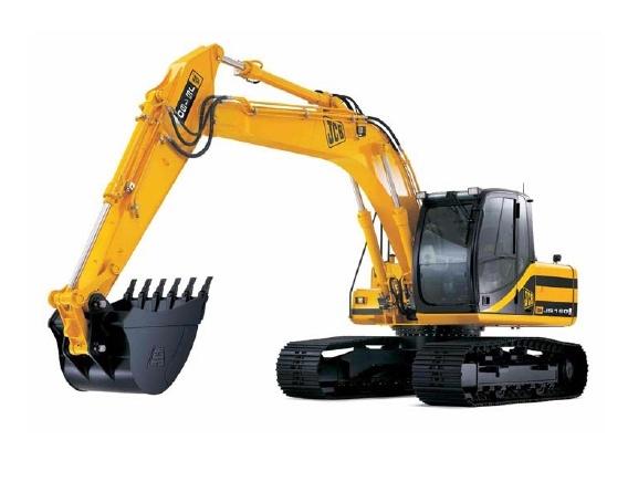 JCB JS115, JS130, JS130LC, JS145, JS160, JS180 Tracked Excavator Service Repair Manual DOWNLOAD