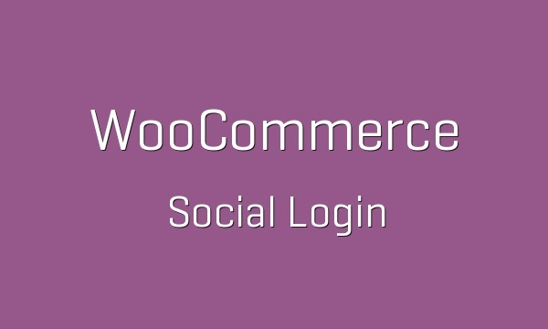 WooCommerce Social Login 2.3.3 Extension