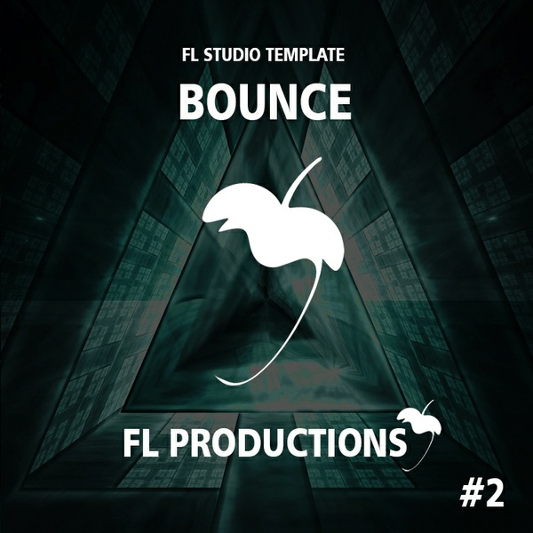 FL Studio Template 02 - Bounce (KSHMR and Hardwell Style)
