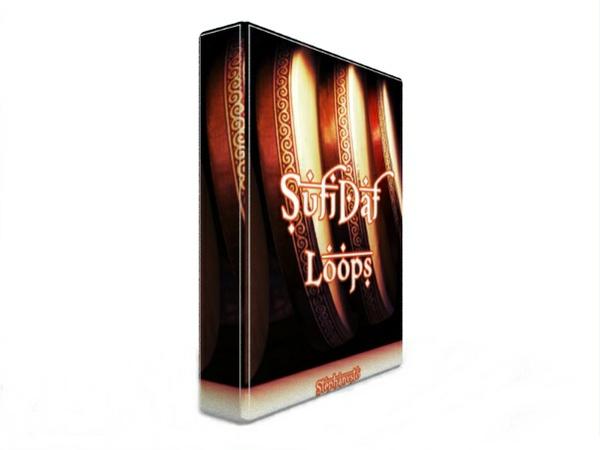 Sufi Daf Loops Pack [ Free ]