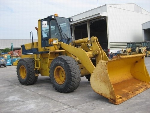 KOMATSU WA300L-3 WHEEL LOADER SERVICE REPAIR MANUAL + OPERATION & MAINTENANCE MANUAL