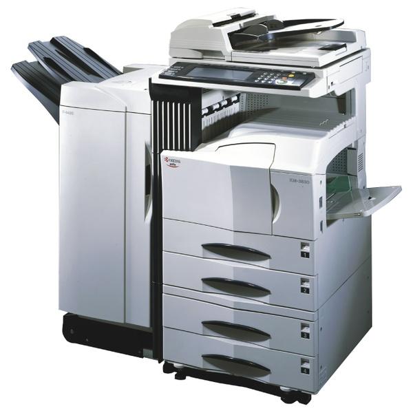 Kyocera KM-3035 / KM-4035 / KM-5035 Service Repair Manual + Parts List