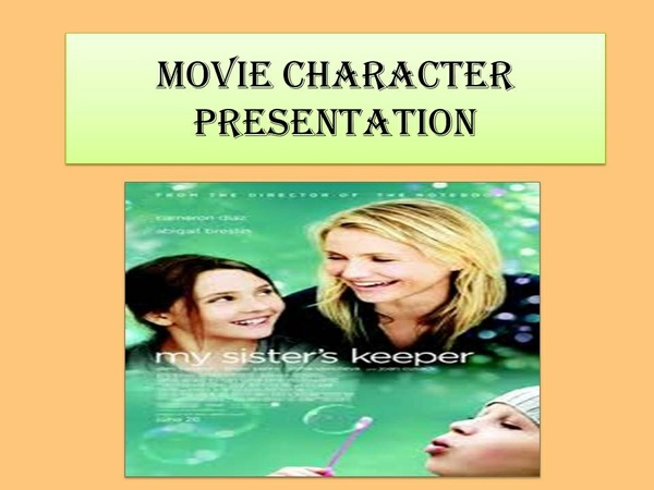 NRS-434V Week 5 Movie Character Health Assessment Presentation - My Sister's Keeper [12 Slides]