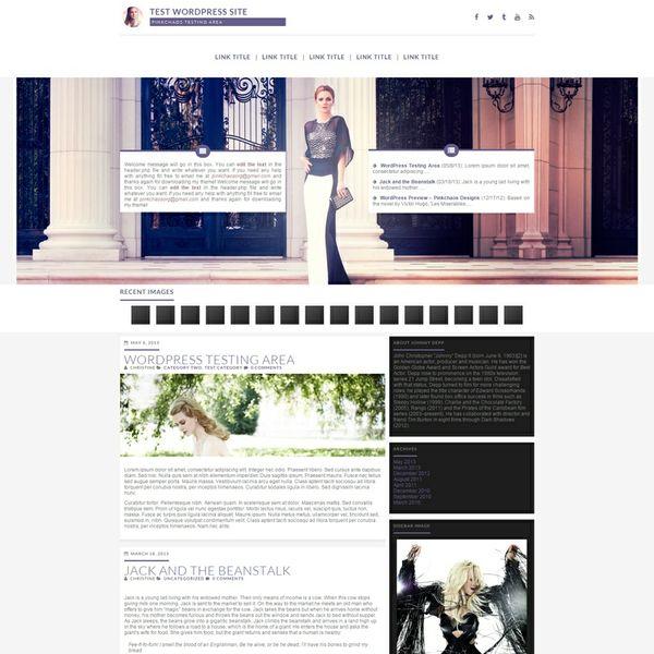 Light Premium Wordpress Theme